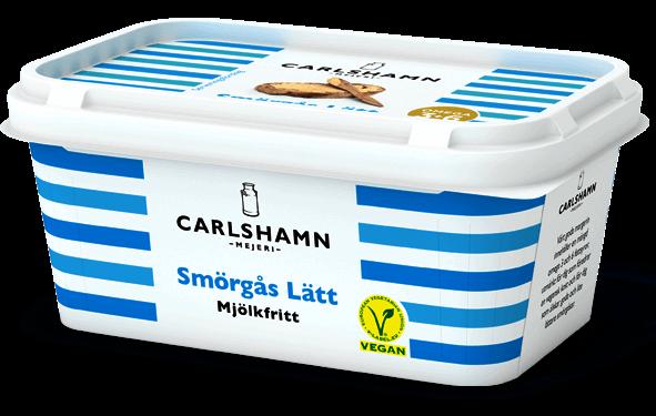 Mjölkfritt Smörgås Lätt 40 % 400 g